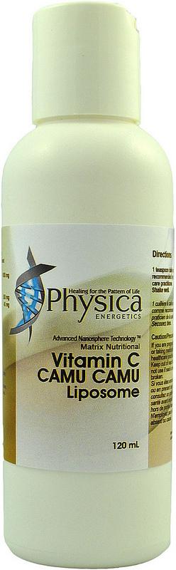 Vitamin C Camu Camu Liposomal