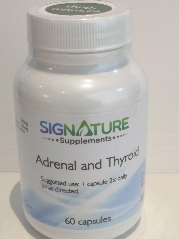 Adrenal and Thyroid (Prescription)