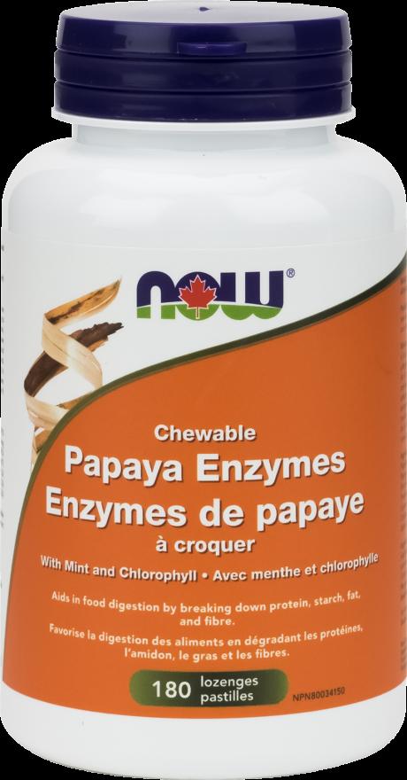 Papaya Enzymes Chews