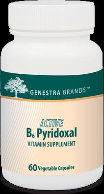 Active B6 Pyridoxal