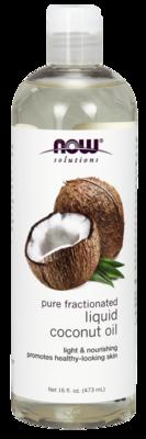 ~Coconut Oil Fractionated 473 ml