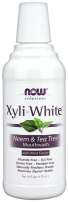 ~Xyli White Mouthwash