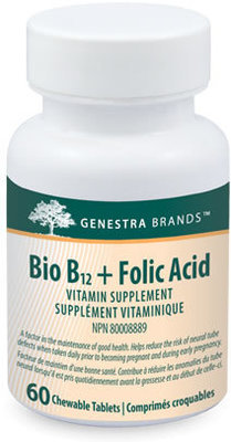 Bio B12+Folic Acid