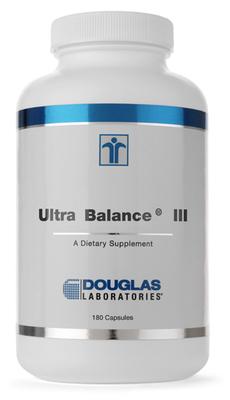 Ultra Balance lll Capsules