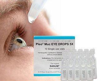 Pleo Muc Eye Drops
