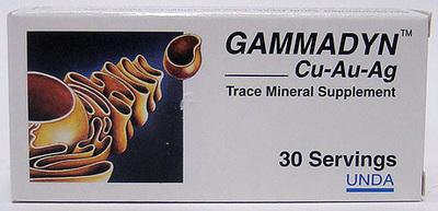 Gammadyn Cu-Au-Ag (Copper, Gold, Silver)