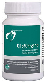 Oil of Oregano Gels