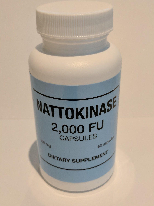 Nattokinase 2,000 FU (Prescription)