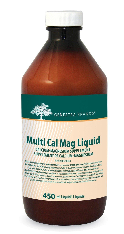 Multi Cal Mag Liquid