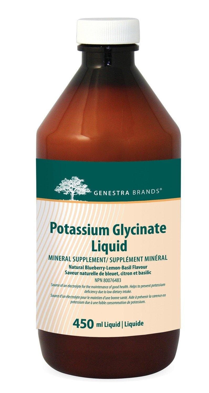Potassium Glycinate Liquid