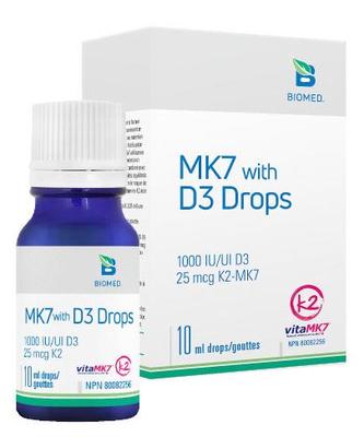MK7 with D3 Drops
