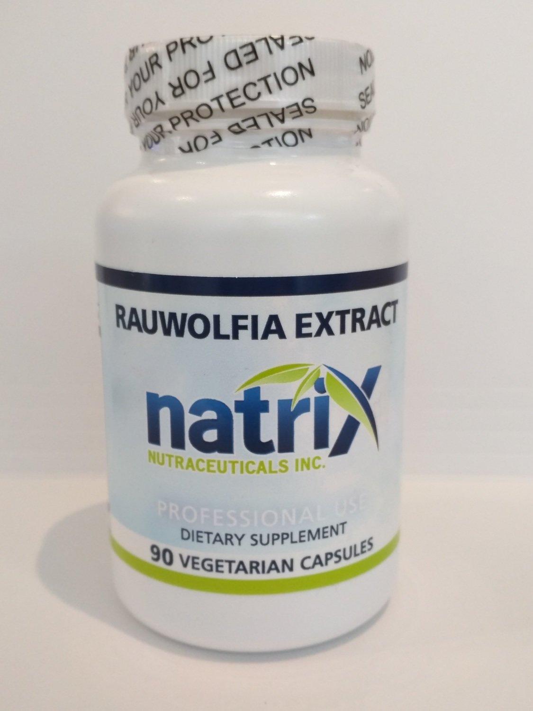 Rauwolfia Blood Pressure (Prescription)