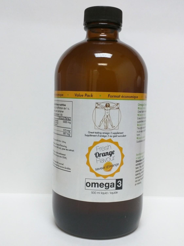 Omega 3 Liquid