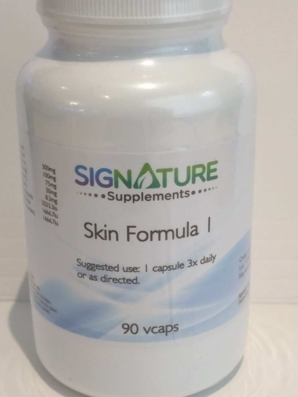 Skin Formula 1 (Acne)