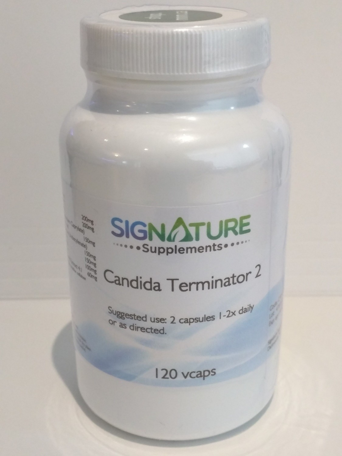 Candida Terminator 2 (Prescription)