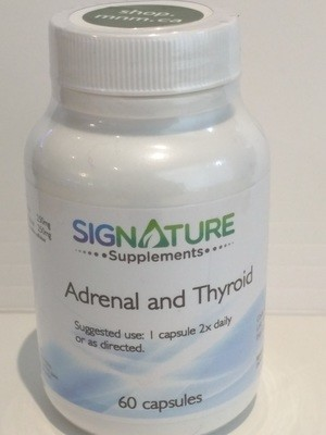 Adrenal and Thyroid (Prescription)