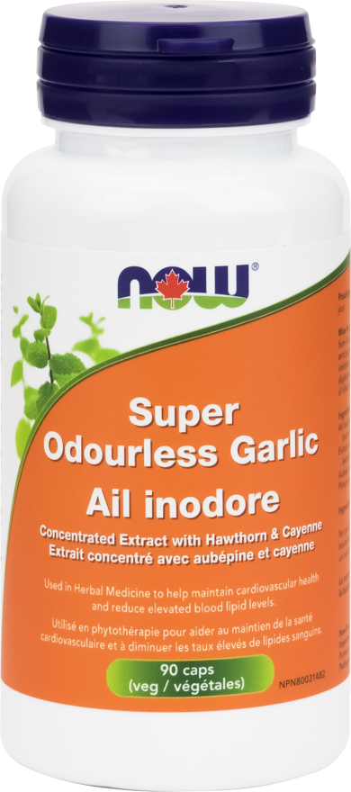 Super Odourless Garlic