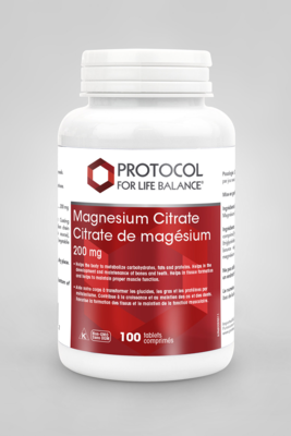 Magnesium Citrate 200mg