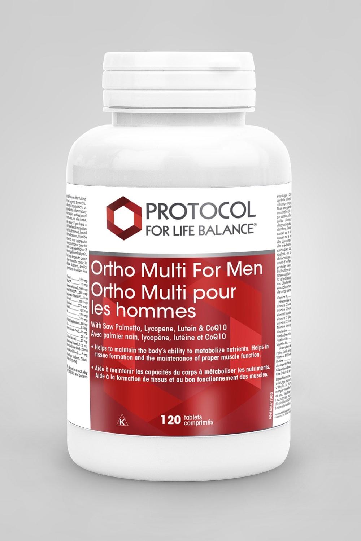 Ortho Multi For Men