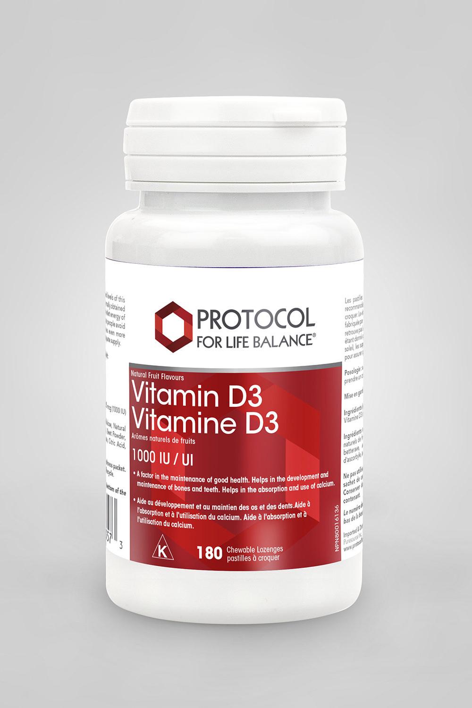 Vitamin D3 Chews