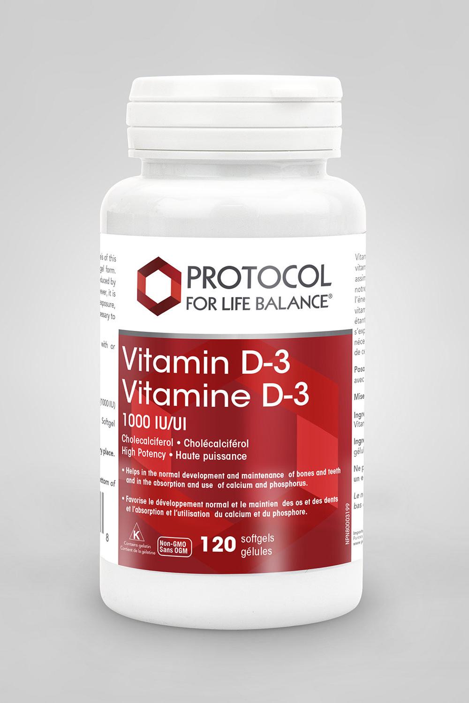 Vitamin D3 Gels