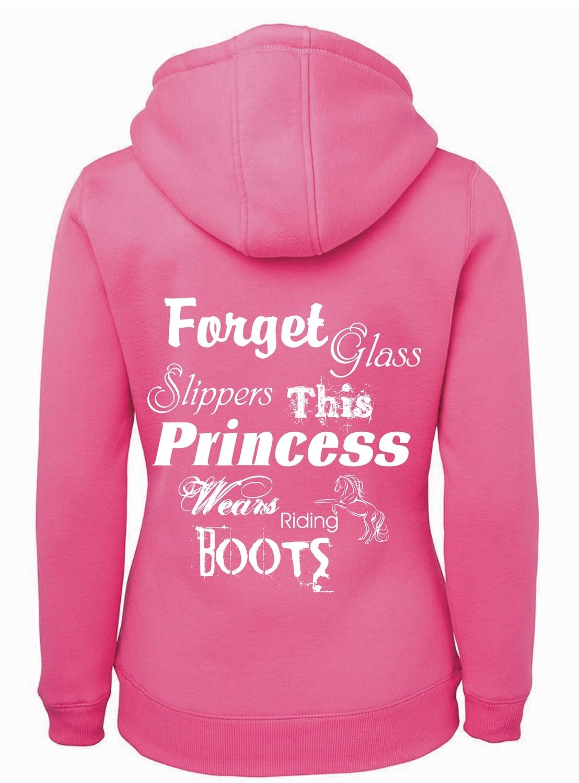 """""""Princess"""" Shepherd Hoodie - Ladies"""