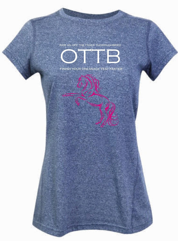 """""""OTTB"""" Tee - Ladies Greatness Tee"""