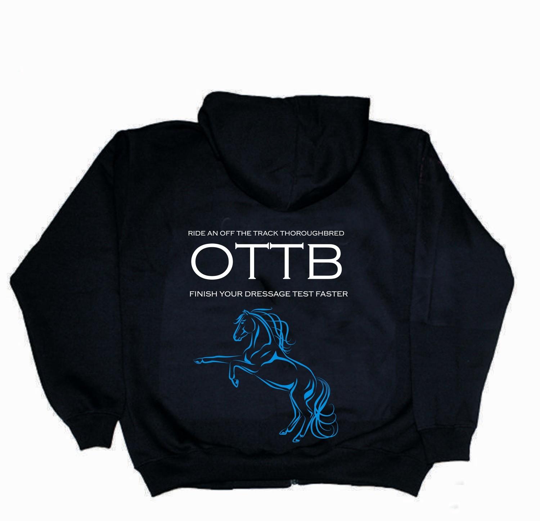 """""""OTTB"""" Hoodie - Men's & Ladies"""