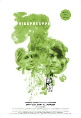 Erinnerungen – Premierenplakat Berlin