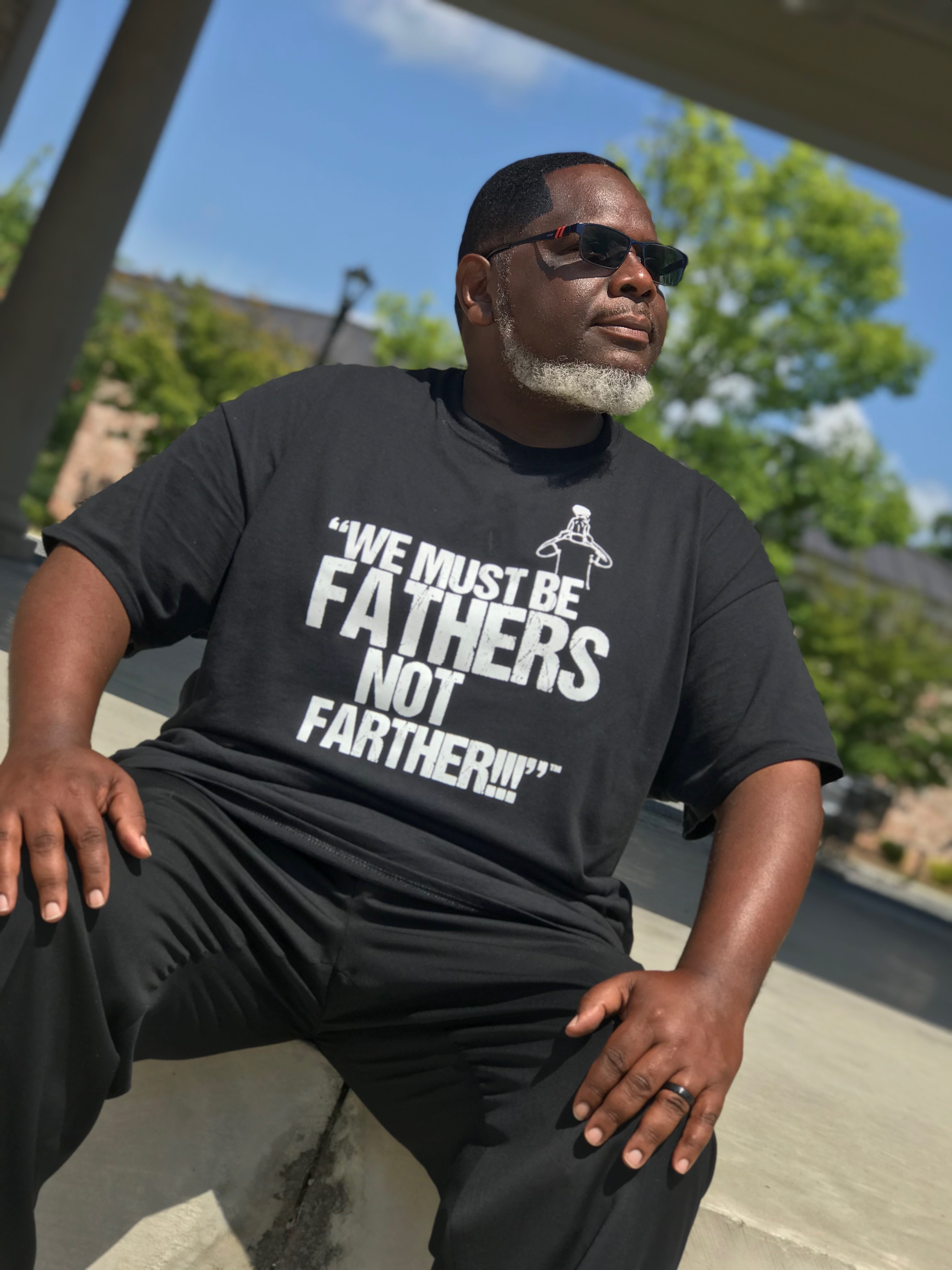 Fathers not Farther T-Shirts 00044