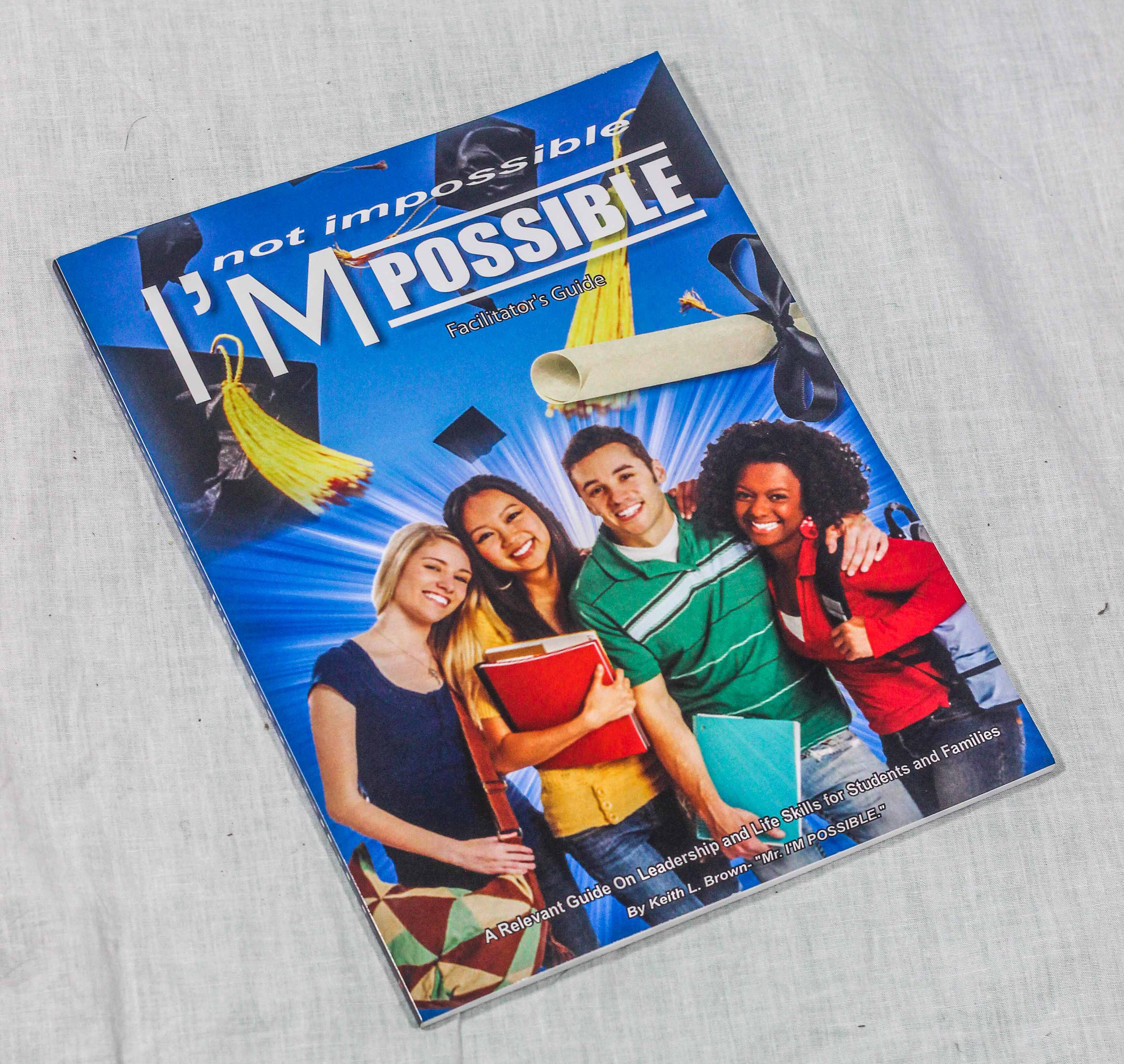 I'M POSSIBLE volume 2 Facilitator's Guide 00013