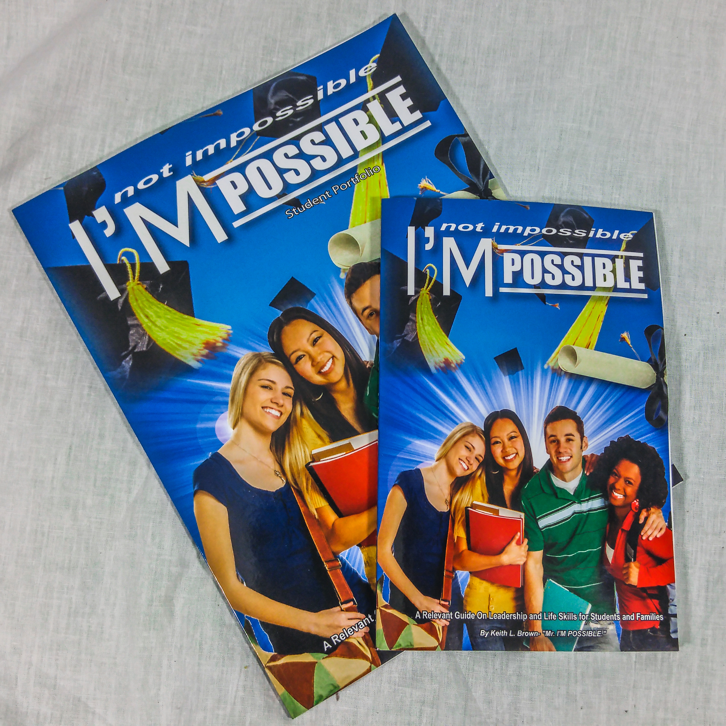 I'm Possible Volume 2 Book & Student Portfolio 00019