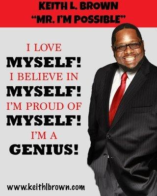 I Love Myself Poster (Quantity 10)