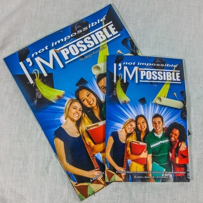 I'm Possible Volume 2 Book & Student Portfolio