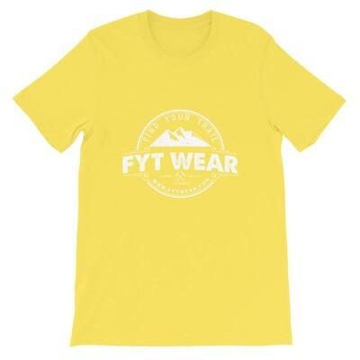 Soft Short-Sleeve Fyt Wear T-Shirt