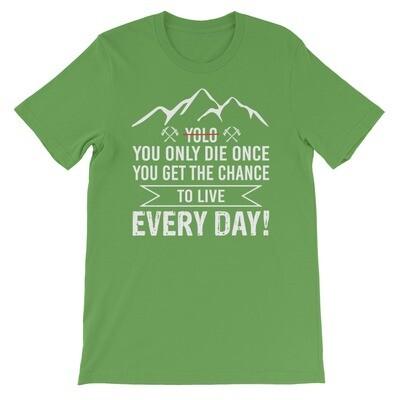 Soft Short-Sleeve YODO T-Shirt