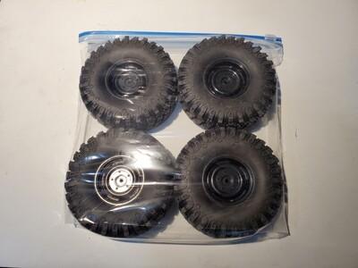 Junkyard wheels/tires 1.9 $30 shipped