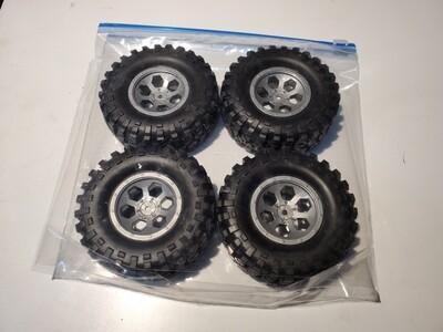Junkyard 1.9 wheels/tires $30 shipped