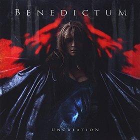 Autographed Benedictum - UNCREATION CD