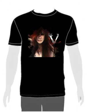 The V NOW OR NEVER T-Shirt