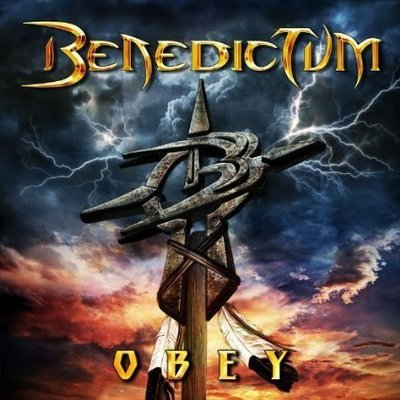 Autographed Benedictum - OBEY CD