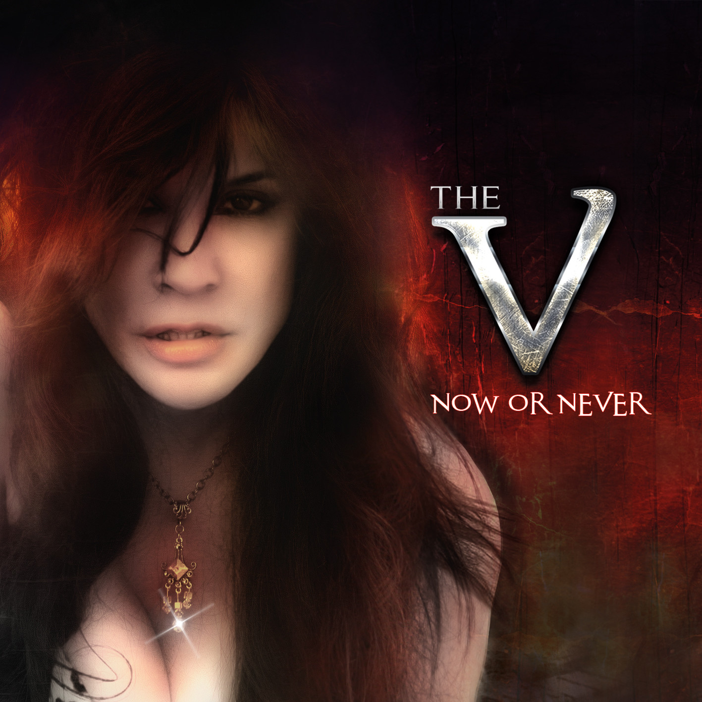 Veronica Freeman - NOW OR NEVER