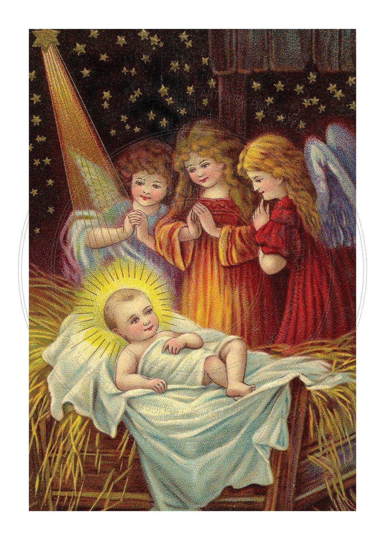 Christmas Card -- Joy to the world.