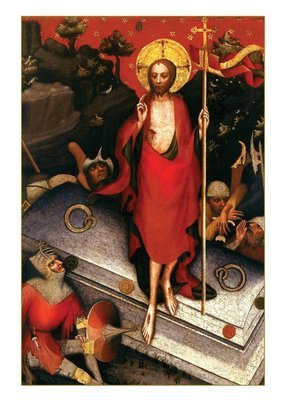 Easter Card The Resurrection