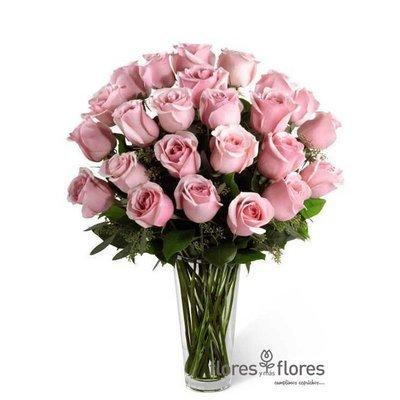 T 0004 Arreglo Floral De Rosas Rosas