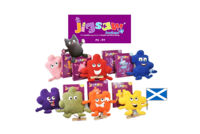 Jigsaw Whole Primary School Set (Scotland)
