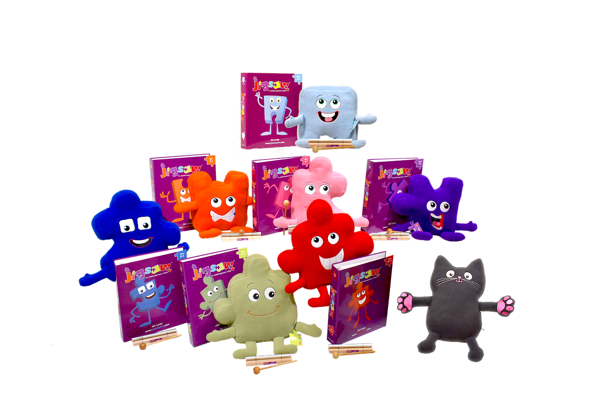 Jigsaw Whole Primary School Set (England / Wales)
