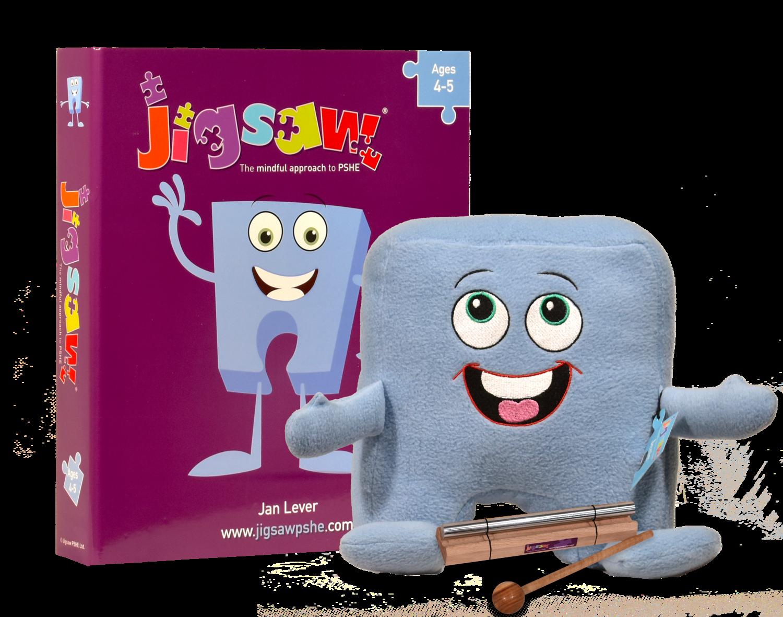 Jigsaw 4-5 (F2 Reception)