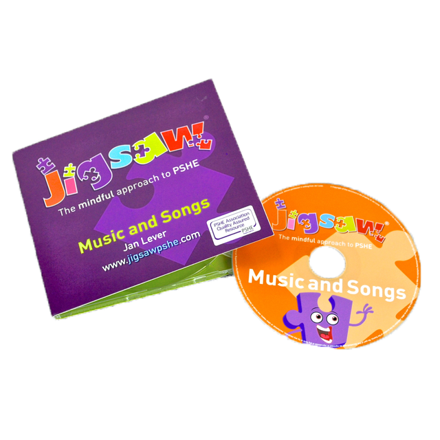 Extra Music & Songs CD
