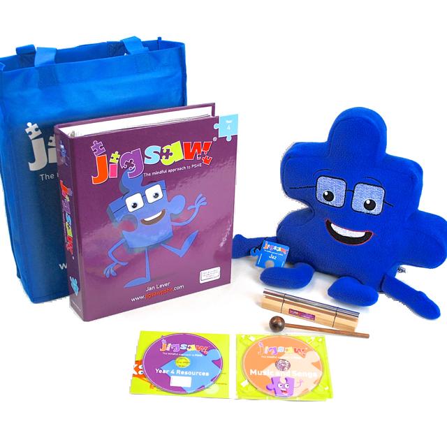 Jigsaw 8-9 Year Group 4 Set